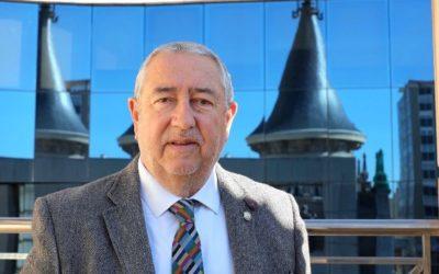 Andreu Suriol: «Si pudiera escoger, sería mejor que el Puerto se dedicara a los cruceros y a potenciar el turismo y el ocio»