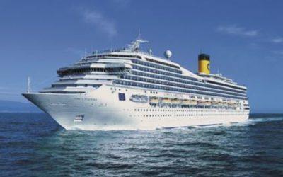 Costa Cruceros inicia este domingo su temporada de cruceros desde Tarragona