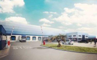 Gazeley construirá en Valls un almacén para la logística y la distribución