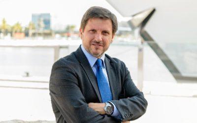 Josep Andreu: ''Queremos dar el paso que nos falta para poder ser un puerto grande y importante''