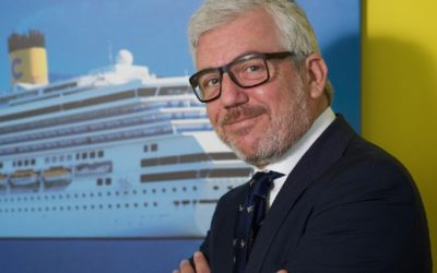 Rafael Fernández: «Creemos que Tarragona es un destino con mucho potencial y atractivo para los cruceristas»