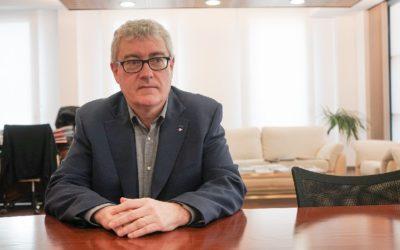 Ramón García Rodríguez: ''Tarragona es un puerto eminentemente granelero que está apostando claramente por la diversificación''