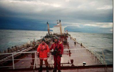 Tecnosub, cuatro décadas de trabajos bajo el mar