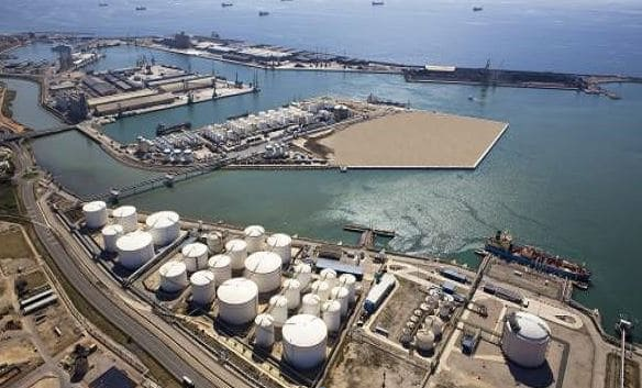 El Puerto adjudica a Tecnología de Firmes la reordenación de los accesos a la explanada del muelle de la Química
