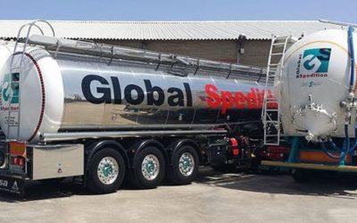 Global Spedition ya tiene operativa su nueva base de Tarragona