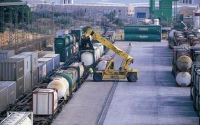 Adif licita por 4,5 millones la gestión de la terminal de mercancías de Constantí