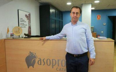 Josep Ramon Argilés: 'Gracias a las exportaciones desde el Puerto, el sector vacuno ha ido mejorando su situación'
