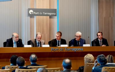 El Puerto presenta a Puertos del Estado su nuevo ciclo inversor de 160 MEUR para los próximos 4 años