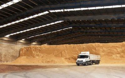 El Puerto participa en la Bolsa Interpirenaica de Cereales