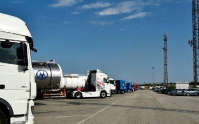Cimalsa reforma el parking de mercancías peligrosas del Polígono Riuclar
