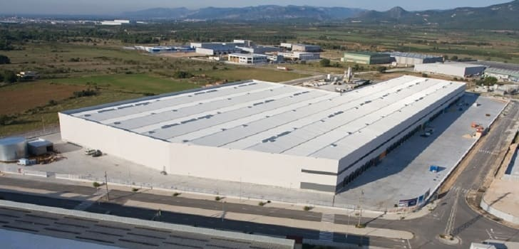 Emesa vende a Blackstone una nave en Pla de Santa Maria de 32.000 metros cuadrados por 18 millones de euros