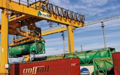 Adif adjudica a Renfe, Transfesa y Slisa la terminal ferroviaria de Constantí