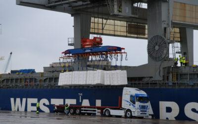 El Puerto recupera tráficos en mayo