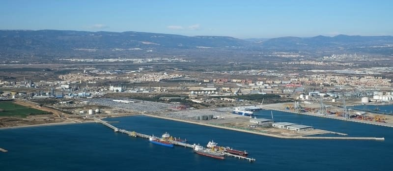 Los accesos al Puerto registran más de 2,4 millones de movimientos en un año