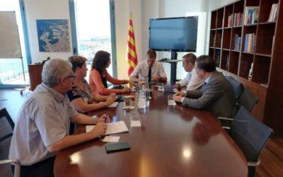 Andorra (Teruel) quiere que el Puerto sea el 'embajador' de las potencialidades empresariales de la población