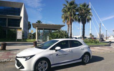 El Puerto reduce en un 34% las emisiones de CO2 de su parque de vehículos