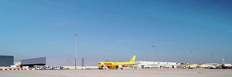 El aeropuerto parece no tener futuro en este sector. Foto: Aena.es
