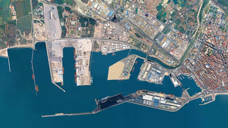 El Puerto  ampliará en todo el perímetro su red de fibra óptica