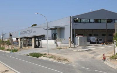 La empresa de logística Tarraco Import Export se traslada de Valls a Vallmoll
