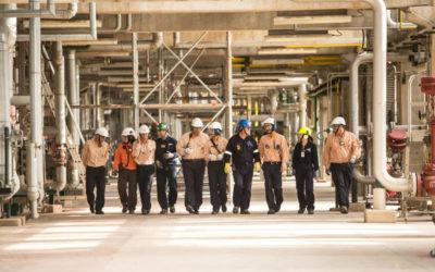 Repsol inicia la parada de parte del complejo industrial