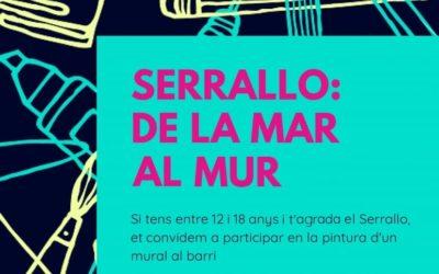 PortSolidari impulsa un projecto artístico y educativo en el  Serrallo