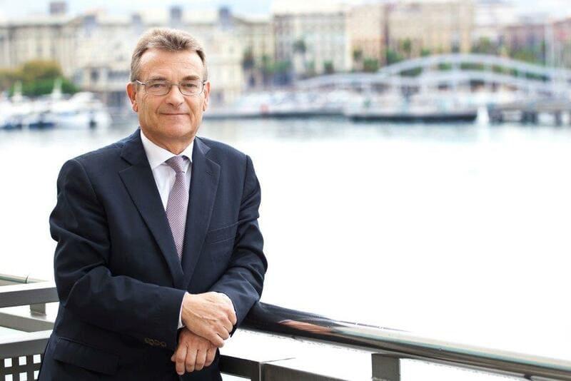 Santiago Garcia-Milà: 'Los puertos de Tarragona y Barcelona, así como las ciudades, pueden colaborar en el ámbito de los cruceros, generando sinergias que sean beneficiosas para todos'