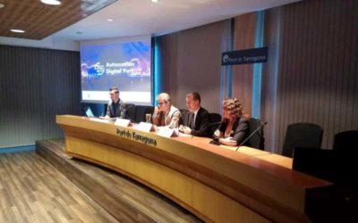 El Puerto de Tarragona reúne a expertos sobre industria 4.0 y tecnología blockchain en el ámbito portuario