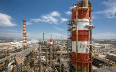 Repsol concluye la parada programada en su planta de Olefinas