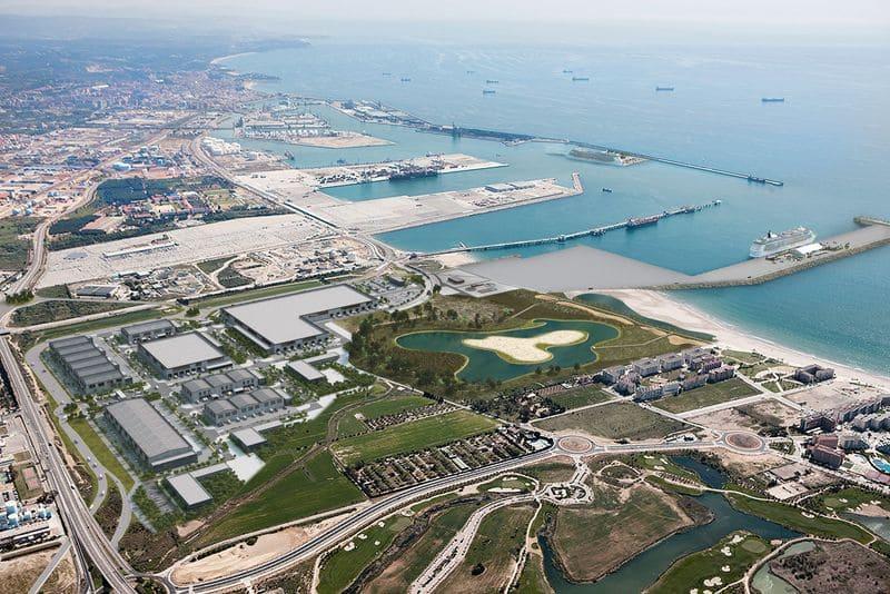 La ZAL del Puerto puede hacer crecer el tráfico de mercancías más de un 10%