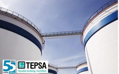 TEPSA celebra 55 años como empresa de referencia en el almacenamiento de graneles líquidos en España