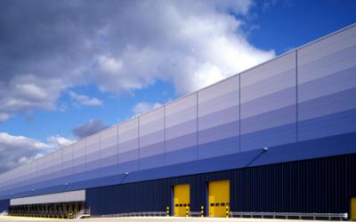 La plataforma logística de Gazeley en Valls estará operativa en marzo de 2020