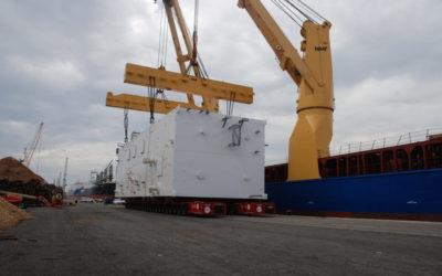 El Puerto cerrará 2019 con un volumen superior al del 2018, pero no batirá el récord del 2017