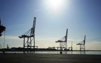 El Puerto crea un censo de maquinaria y equipos adscritos al servicio portuario