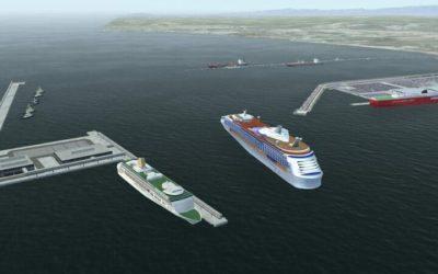Siport21 concluye el informe sobre la viabilidad náutica de la ampliación del muelle Baleares