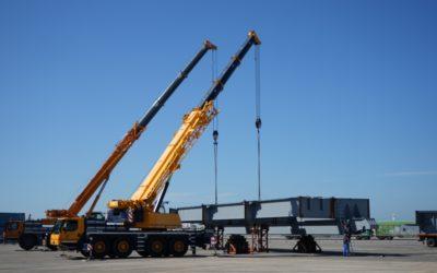 La compañía URSSA montará un synchrolift en el muelle Cantabria