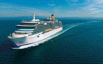 Costa Cruceros aplaza su regreso a Tarragona a finales de julio
