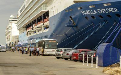 El Puerto confía en recuperar gran parte de los cruceros este mismo año