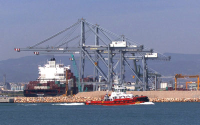 El Gobierno prevé que todos los puertos del Estado estarán electrificados en 2030