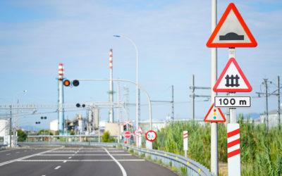 Mejora de la seguridad viaria y ferroviaria con nuevas señalizaciones