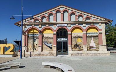 El Tinglado 2 del  muelle de Costa abre las puertas mañana como sede provisional del Museu del Port