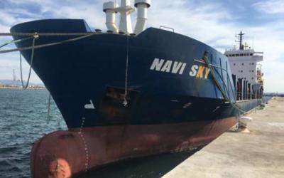 Tres empresas se presentan a la subasta del 'Navi Sky'