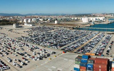 Bergé aumenta su espacio para logística de automoción con dos nuevas concesiones