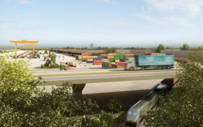 Adif autoriza al Port su conexión a la terminal intermodal de Puerta Centro en Guadalajara