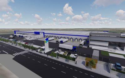 Logicor comercializa una nueva plataforma logística en el polígono Bràfim-Alió