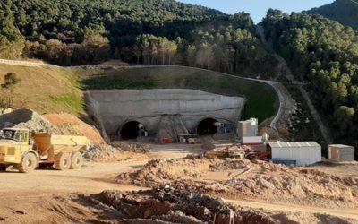 Avanzan las obras del tramo Valls-Montblanc de la autovía A-27