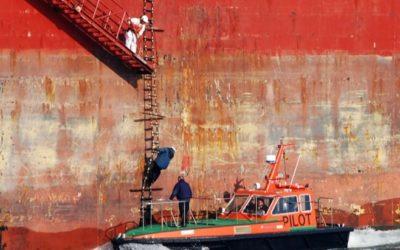 """""""Algunos pensaban que los prácticos de puerto éramos simples aparca-barcos, pero esta profesión es mucho más que eso"""""""