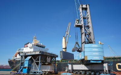 El SEA mueve más de 800.000 toneladas de agroalimentario en los primeros tres meses de funcionamiento