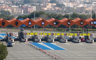 El peaje de la AP-7 hasta La Jonquera y la AP-2 hasta Zaragoza se liberalizarán en septiembre
