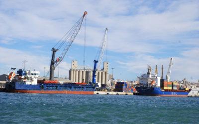 El Port registra en enero 2.497.364 toneladas, un 3,4% menos