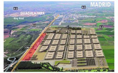 Vías y Construcciones, filial de ACS, se adjudica las primeras obras en la Terminal Intermodal de Guadalajara